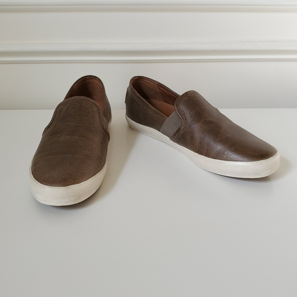 Frye Shoes | Ash Dylan Slip On Sneakers
